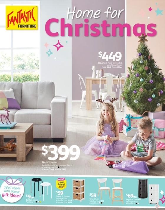 Catalogue Fantastic Furniture   Home for Christmas. Fantastic Furniture catalogue  sales and coupons